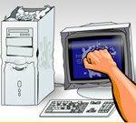 Раздолбай компьютер